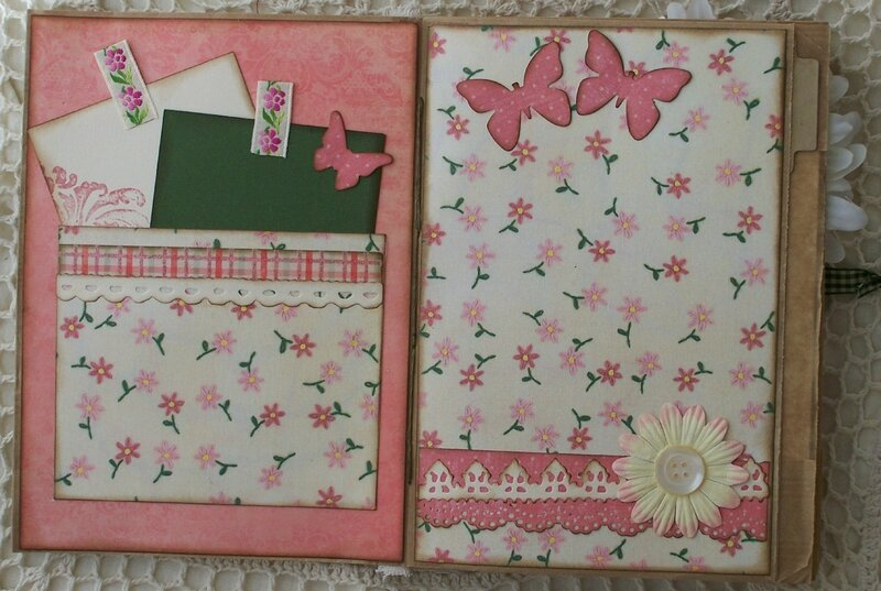Mini Valérie pages 2 et 3