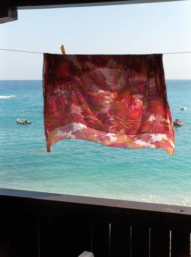 Paréo à Agios Nikita - été 2007