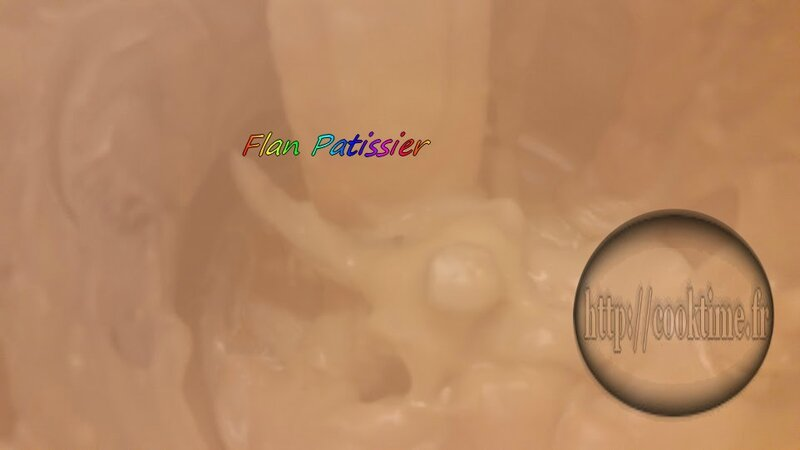 Flan Patissier Thermomix 4