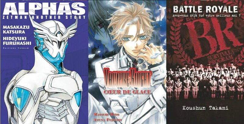 Light Novel en France 02