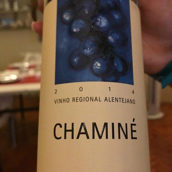 Chaminé Alentejano tinto 2014 (1)