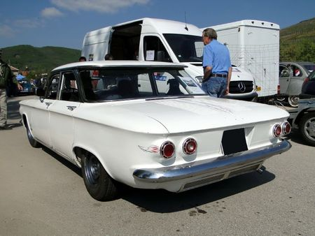 Chevrolet corvair 4door sedan 1962 Bourse d'Echanges de Soultzmatt 2011 2