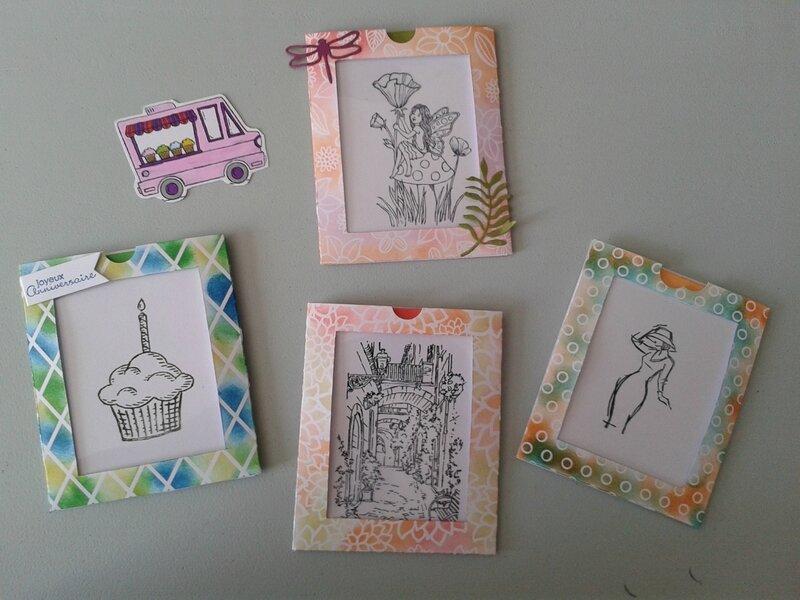 cartes magiques