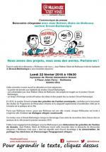 Quartier Drouot - Rencontre citoyenne