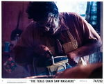 The Texas Chainsaw Massacre lobby card 1