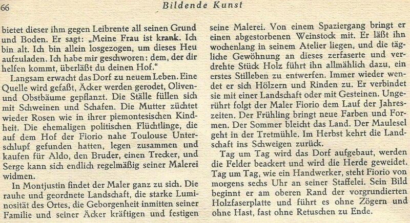 Texte Hubert Fichte 3