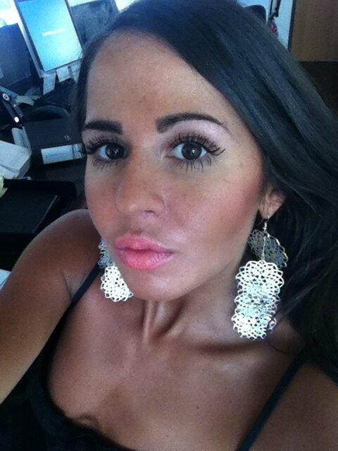 tuto maquillage annie du 20 08 2013 oeil de biche naturel light coral lips annisette 39 s. Black Bedroom Furniture Sets. Home Design Ideas