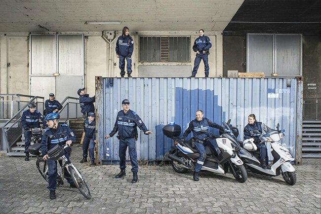 14 Police