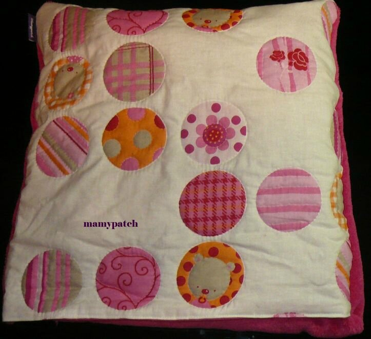 magic pillow coussin
