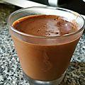 Mousse au chocolat de christophe michalak