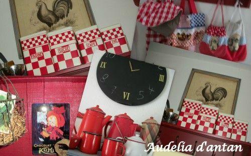 Chez audelia d 39 antan audelia d 39 antan - Mot cuisine deco ...