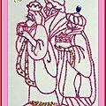 Echange ATC Perso avec Isaphanie (Epiphanie) Marie de Clessé pour Isaphanie