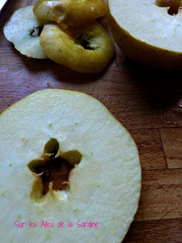 Pomme étoilée
