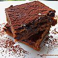 Moelleux au chocolat façon pierre herme