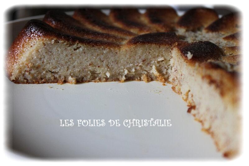 Moelleux okara chocolat blanc 2