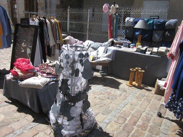2015 - juin - samedi 6 - Journées du Fait-Main organisées par A Little Market à La Bouille (2)