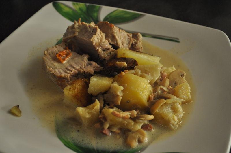 Filet mignon de porc aux pommes et cidre cuisine de kattylou - Marmiton recette cuisine filet mignon ...