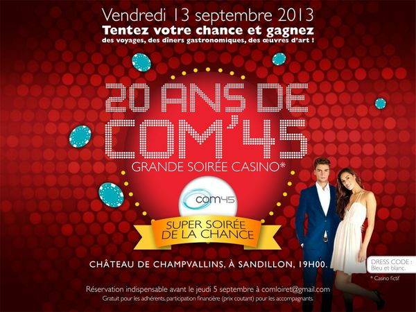 2013-09-13 Com45- 20 ans- Invitation