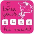 I love your blog too