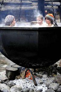 Hot springs russes Photo Mikahail Mordasovia