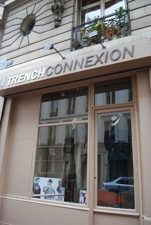 TRENCH CONNEXION BIS