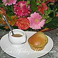Petits gâteaux fourrés pommes caramel au beurre salé et concours avec les desserts charles et alice