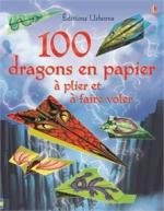 100 dragons en papier couv