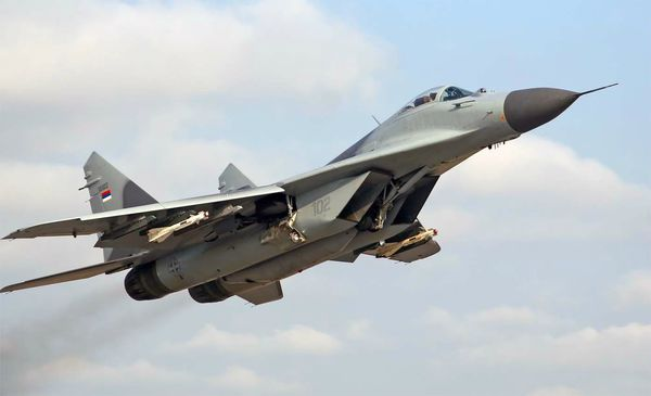 mig-29 russes