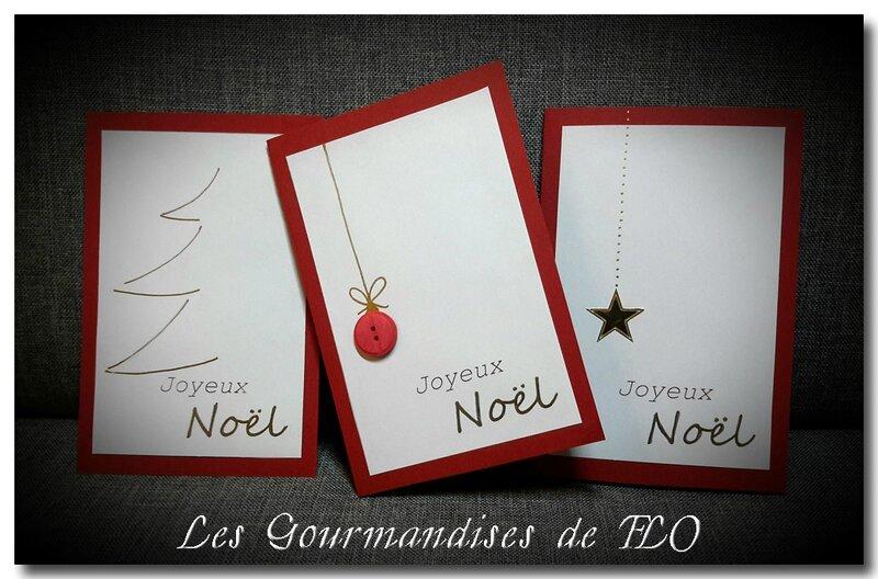 cartes Noël 2016 2