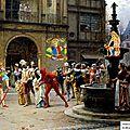 Une mascarade, le tarot ? par vincent beckers