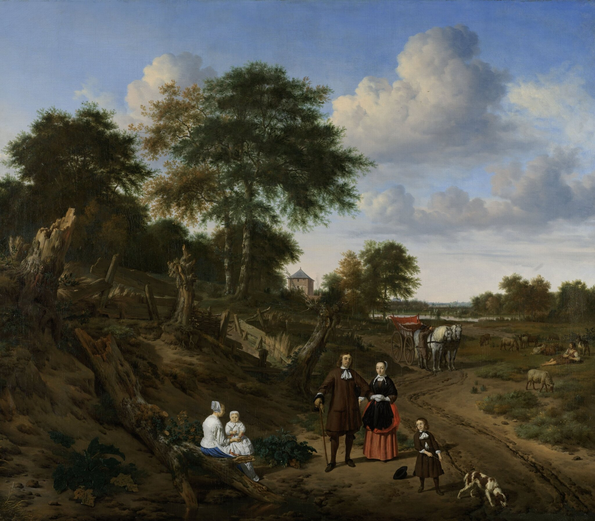 Rijksmuseum pays tribute to young died of the Netherlands landscape master