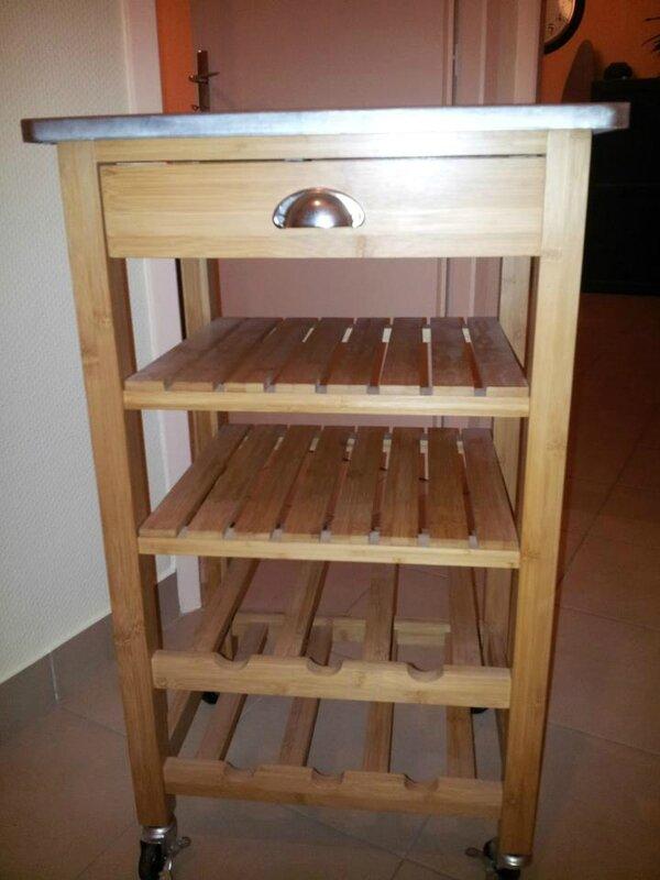 petit meuble d 39 appoint pour cuisine d coration relooking et peinture de mobilier design et. Black Bedroom Furniture Sets. Home Design Ideas