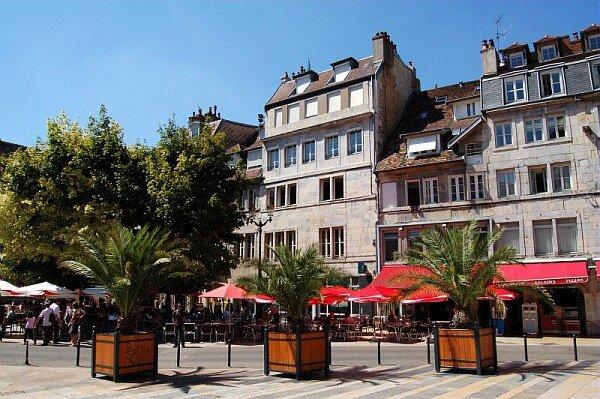 Besançon place du 8 septembre