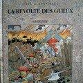 La révolte des gueux (1991) Couverture