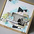 Un nouveau kit page en boutique: 1 kit de scrapbooking pour réaliser la page de votre choix