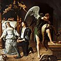 The hague municipality settles on looted jan steen painting
