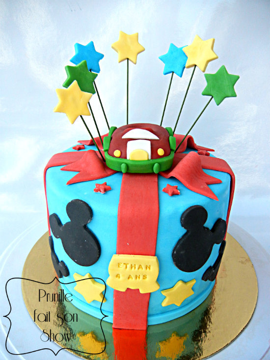 gateau mickey prunillefee 2
