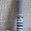 Housse de boite de volants de badminton personnalisée ANTOINE