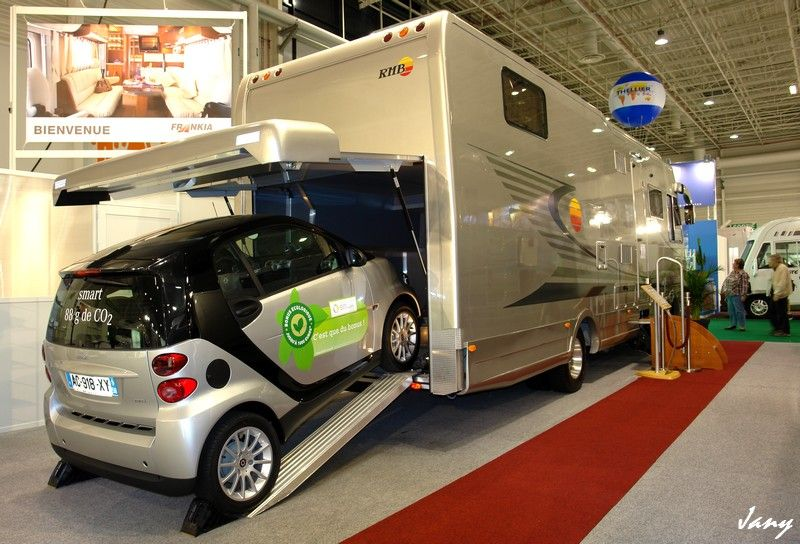 Paris le bourget salon des loisirs de plein air 2009 for Salon camping car paris