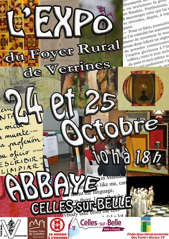 Affiche 2015 expo FR Verrines