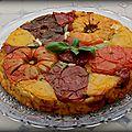 Tatin de tomate à la provençale