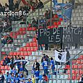 [photos tribunes] nancy - bastia, saison 2012/13