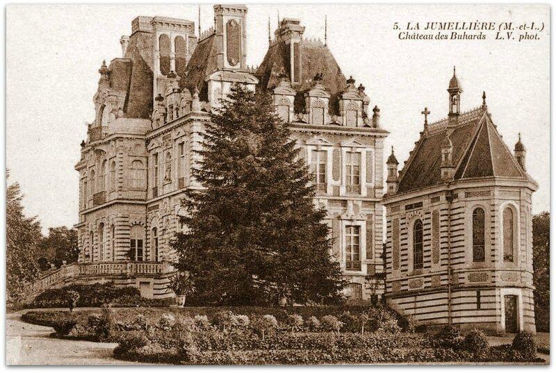 La Jumellière - les Buhards z