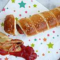 Pretzel dog, le hot dog encore meilleur que le hot dog!