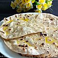 Chapati : pain indien