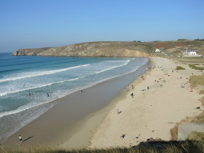 Baie des Trépassés, la plage (29)