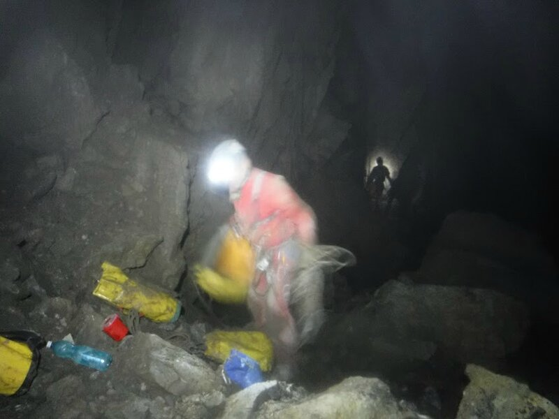 Base du puits P39