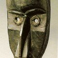 Braque, objets africains