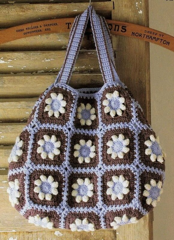 Japanese Crochet Bag 2