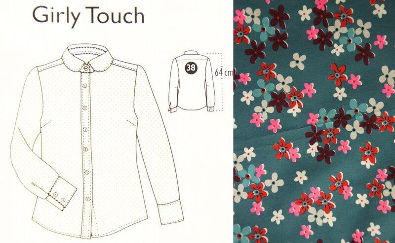 chemise tissus